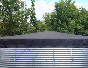 Anti Algae Tank Cover