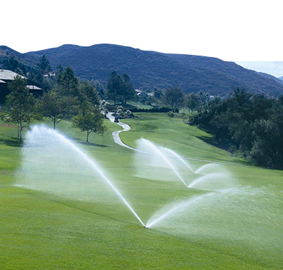 Evenproducts Golf Course Irrigation