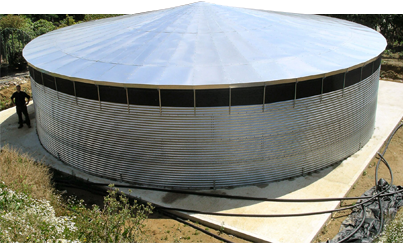 Evenproducts Horticulture Water Storage Tank