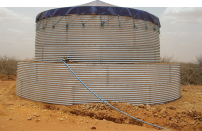 Evenproducts Oxfam Water Storage Tank