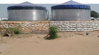 Evenproducts Oxfam Tanks