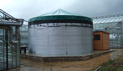Evenproducts PVC Water Tank Cover