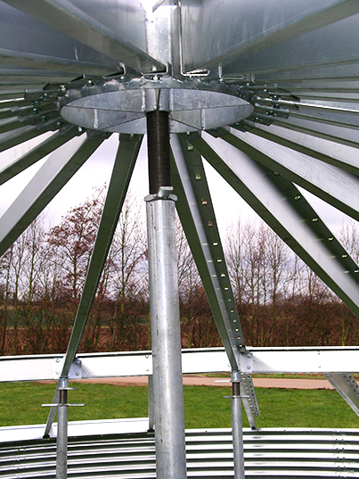 Evenproducts Steel Cover Structure