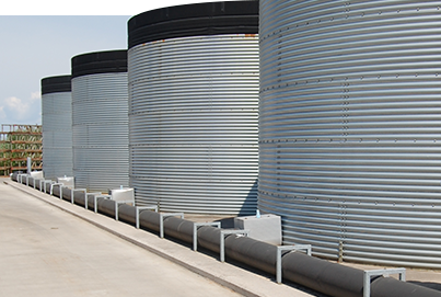 Evenproducts Steel Water Storage Tanks